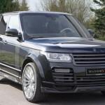 Nový Range Rover od Mansory