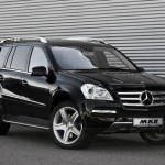 MKB P 670: nadopovaný Mercedes GL