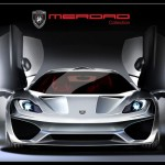 McLaren MP4-12C jako MehRon GT od Merdad Collection