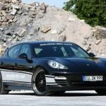 Mcchip-Dkr vylepšil naftové Porsche Panamera