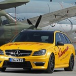 Wimmer dodal větší výkon pro Mercedes-Benz C63 AMG