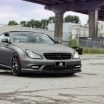 Mercedes-Benz CLS63 AMG jako Project Stratos