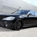 Mercedes-Benz S550 získal pár úprav od MEC Design