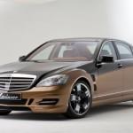 Mercedes-Benz S600 s maximálkou přes 300 km/h