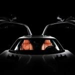 Mercedes-Benz SLS AMG dostal od Inden Design pár koní navíc