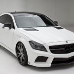 Misha Designs představil nový bodykit pro Mercedes CLS