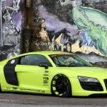 Našlapané Audi R8 od XXX Performance