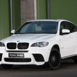 Naftové BMW X6 od Senner Tuning