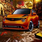 Nissan Juke od Fox Marketing bude mít 400 koní