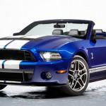 Ford Mustang Shelby GT500 Cabrio bude mít 650 koní