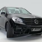 Nový tuningový balíček pro Mercedes-Benz ML od Lorinser