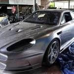 Replika: Opel Calibra jako Aston Martin