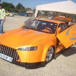 Opel Calibra prodělal několik radikálních úprav