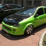 Opel Corsa na maďarský způsob