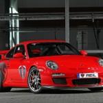 Porsche 911 GT3 vylaďěno od REIL Performance