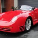 Porsche 959 Speedster Replika