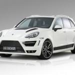 Porsche Cayenne v povedené úpravě od JE Design