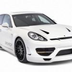 Porsche Panamera aneb Hamann Paragon Project