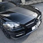 Project Kahn Mercedes-Benz SLK 200 s výkonem od Brabusu