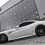 Project Kahn zveřejnil úpravy pro Ferrari California