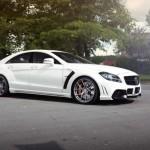 Mercedes CLS63 AMG z dílen SR Auto Group
