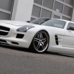 Senner představil lehčí úpravy pro Mercedes-Benz SLS AMG