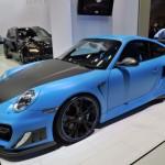 Techart ve Frankfurtu představil GTStreet RS