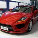 Tong Jian S11 – Ferrari a Audi v jednom