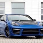 TopCar vylepšil svoje původní Porsche Panamera Stingray GTR