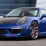 Porsche 911 na dietě z uhlíkových vláken