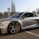 Toxique bodykit pro Audi R8