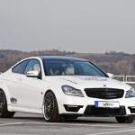 VATH V63 Supercharged aneb vyladěný Mercedes C63 AMG