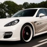 Velmi výkonné Porsche Panamera od Edo Competition