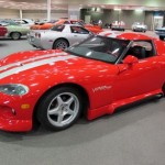 Dodge Viper se základem Corvety – kompaktní supersport