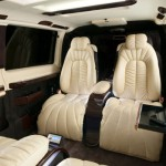 Mercedes-Benz Vito dostalo provotřídní interiér od Vilneru