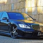 Vitt Performance představil vylepšení pro Mercedes-Benz S