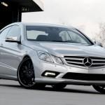 Wheelsandmore lehce vylepšili Mercedes-Benz E Coupe