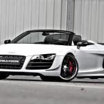 Wheelsandmore představili Audi R8 GT Spyder v limitované sérii