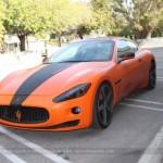 Z USA přijíždí Maserati GranTurismo S od DBX