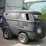 VW Transporter microcar (9 fotek)