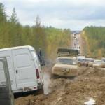 Ruské silnice č.3