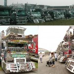 Tuzing kamionů