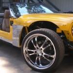 Jeepvette – zajímavá kombinace Jeepa s Corvettou