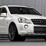 A. Kahn Design ML350 Bluetech powered by Brabus