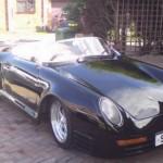 Replika Porsche 959 na základě… repliky Porsche 356