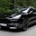 TechArt představuje Aerodynamic Kit I pro Porsche Cayenne