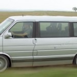 VW Transporter s 522 hp (video)