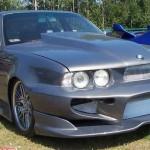 Dobastlené BMW 5er (E34)