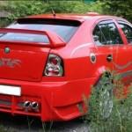 Škoda Octavia – tuzingový mix