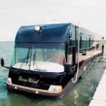 Obojživelný karavan